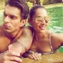 Bipasha Basu And Karan  Celebrate Anniversary In Goa