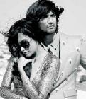 Lisa Haydon & Sushant Photoshoot For Harper Bazaar