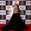 Sana Khan at Big Zee Entertainment awards 2017