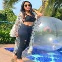 Neha Kakkar Goa Holiday Photo