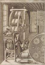 Bookwheel The 16th Century Forerunner to The eBook Reader