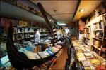 Libreria Acqua Alta Venices Flooded Bookstore